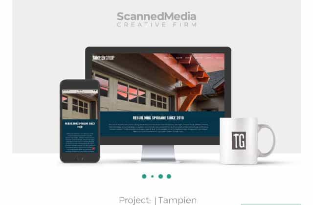 Tampien Group Website