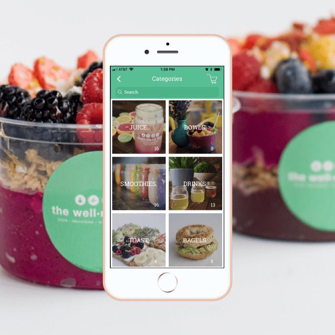 The Wellness Bar Mobile App