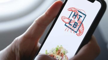 High Tide Lobster bar Mobile App