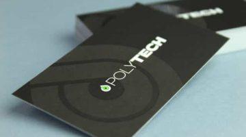 Polytech Business Card